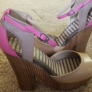 Splendid Spring Collection High Heels size 7.5